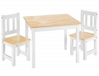 conjunto mesa y silla infantil oferta