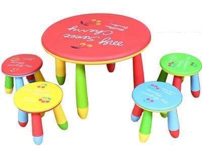juego de mesa y sillas infantiles comprar