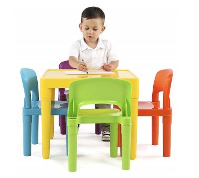 juego de mesa y sillas infantiles de plastico ofertas