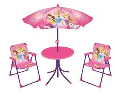 juego de mesas y sillas infantiles plegables