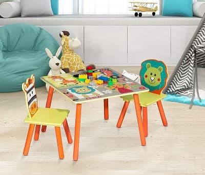 juego mesa y silla infantil