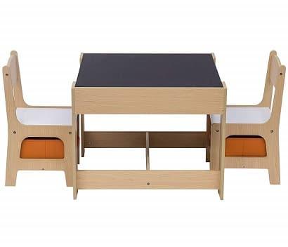 mesas y sillas infantiles de madera online