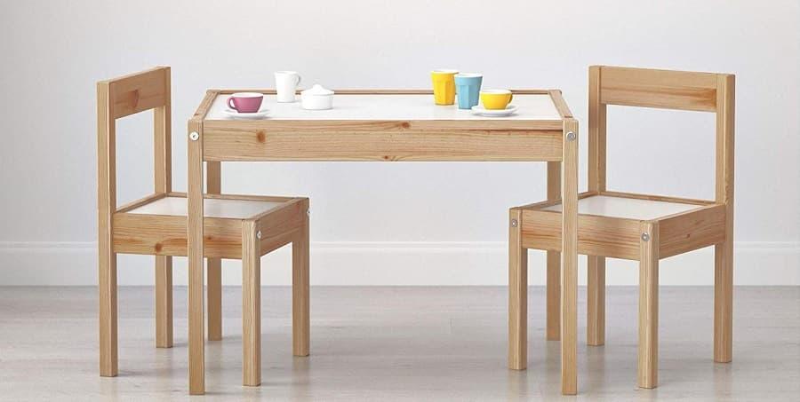 mesas y sillas para niños comprar