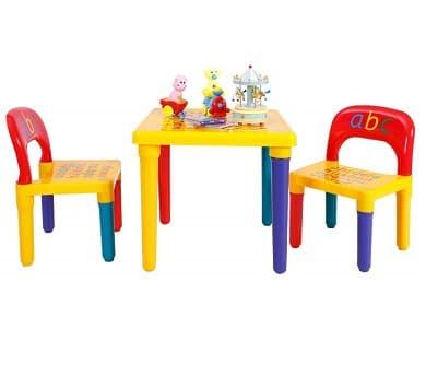 set mesa y silla infantil comprar