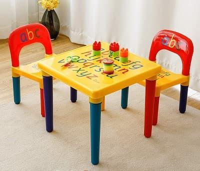 venta de mesas y sillas para jardin infantil
