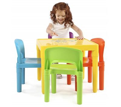venta de sillas y mesas de plastico para niños